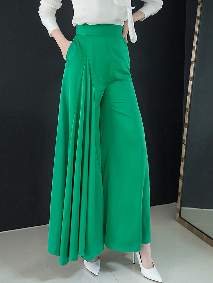 P1749 Attention pull Pants