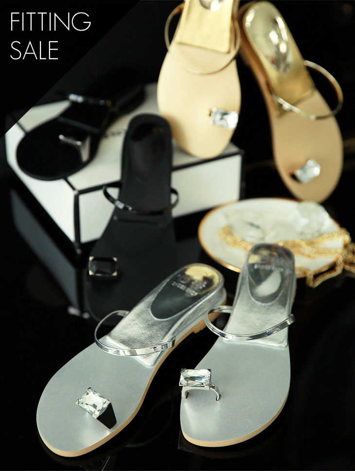 PS1659 bling luxury flip flop * fitting sale *