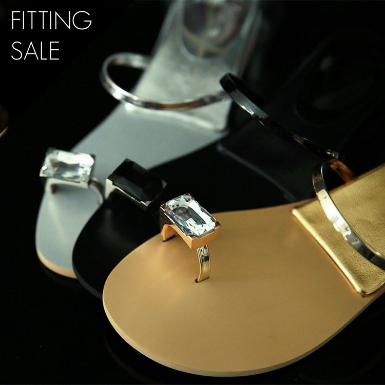 PS1659 bling luxury flip flop * fitting sale *