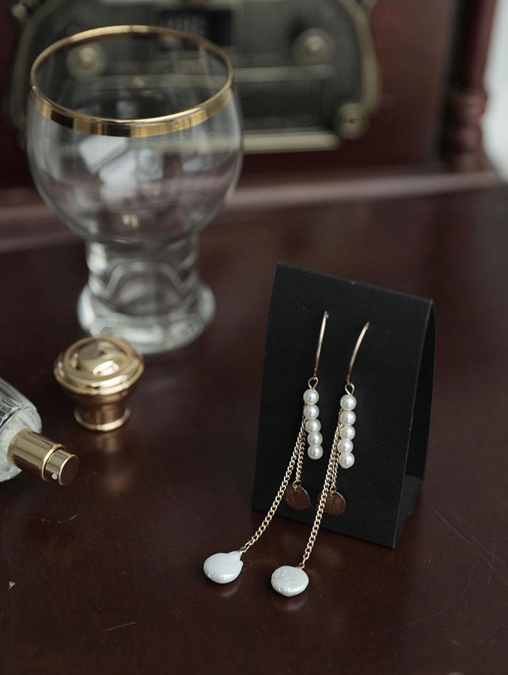 AJ-4521 earring