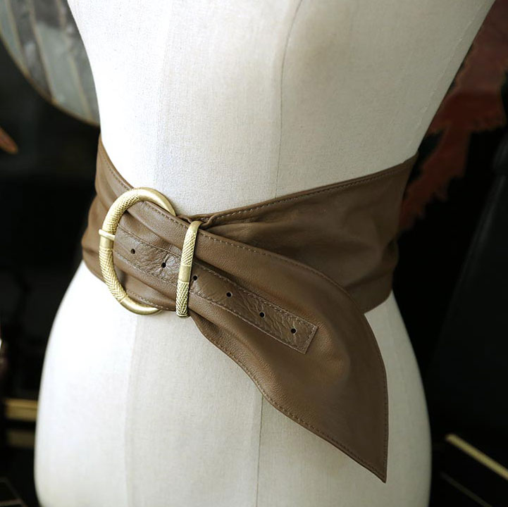 AT-319 Hydrather Brown Belt