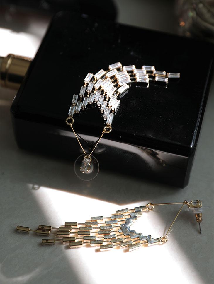 AJ-4527 earring