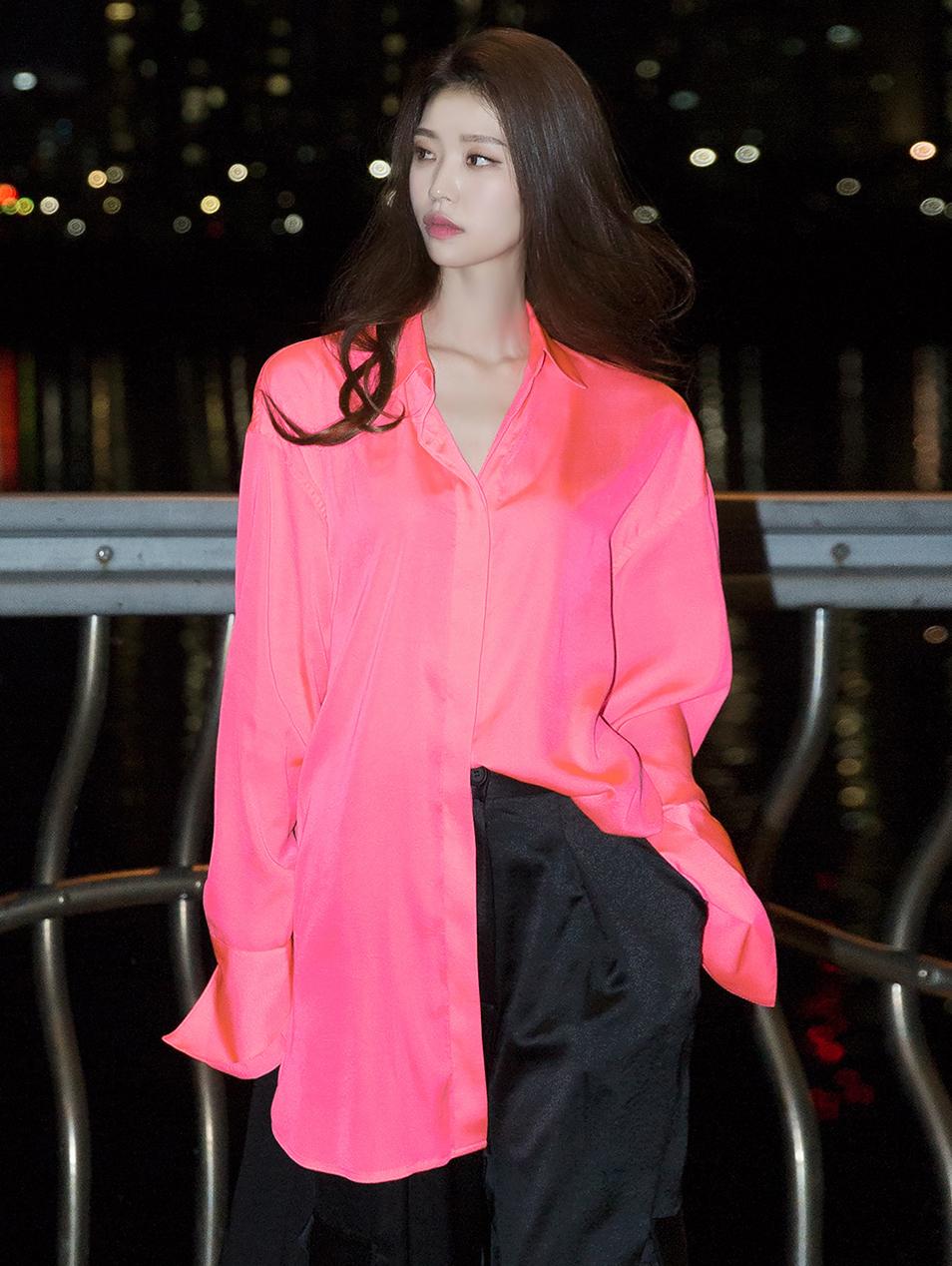 S341 Pash Aurora Neon Shirt