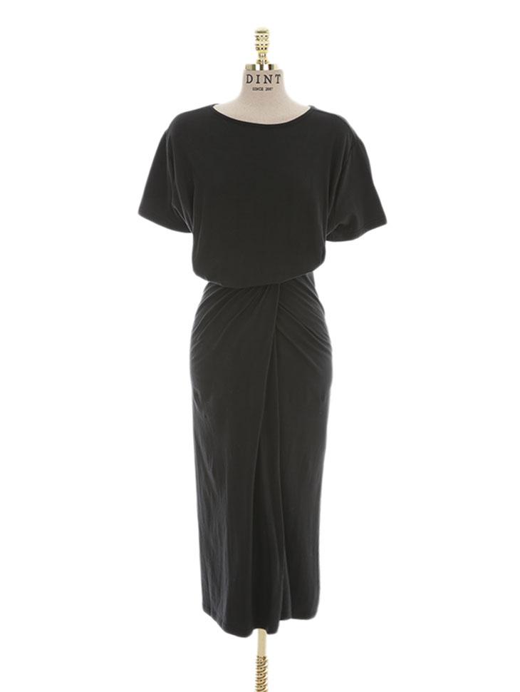 D3927 Heinto Waist point Dress * SPECIAL SALE *