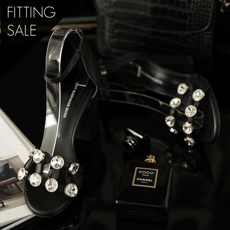 PS1707 Shea cubic whistle slit heel * fitting sale *