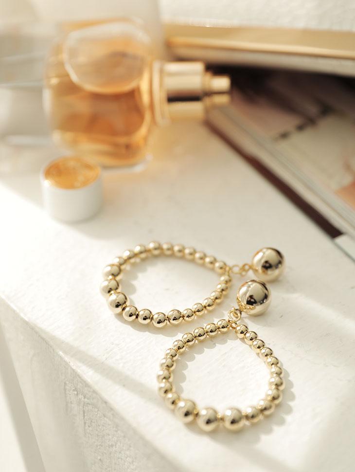 AJ-4542 earring