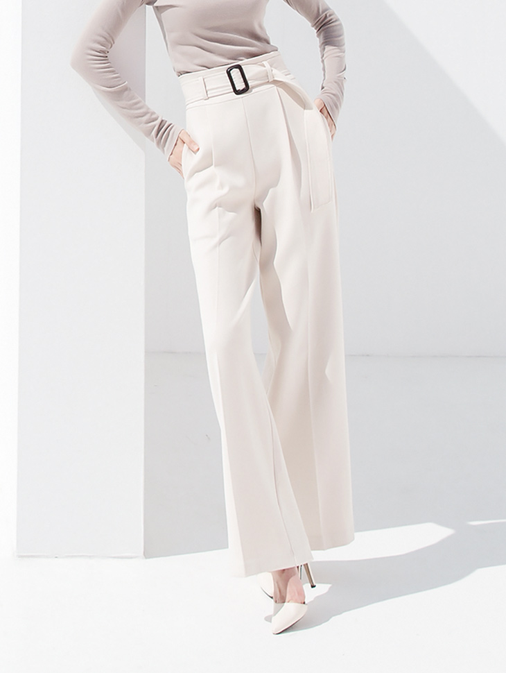 P2161 Roydon Trench Pants (Belt set)