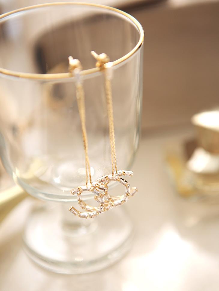 AJ-4553 earring