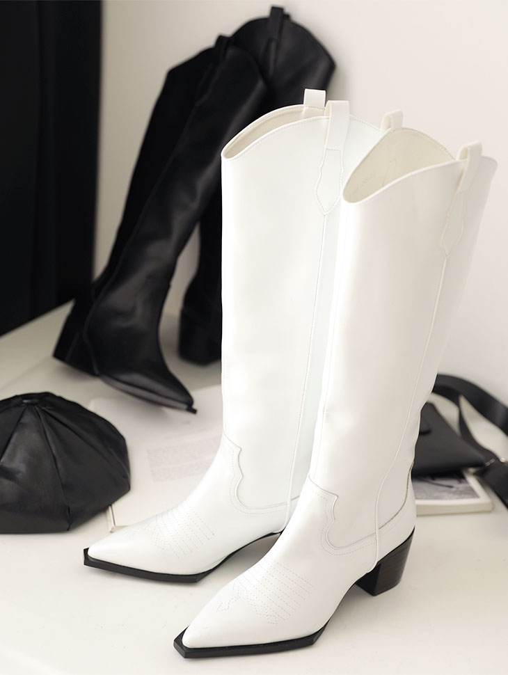 AR-2400 bitny clean western boots