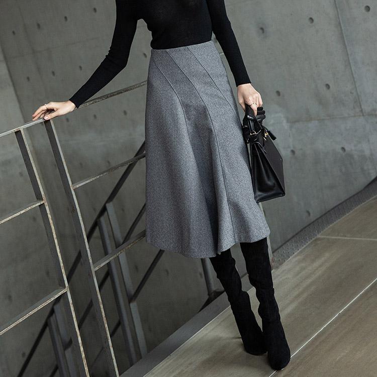 SK1976 Monaco flare Skirt