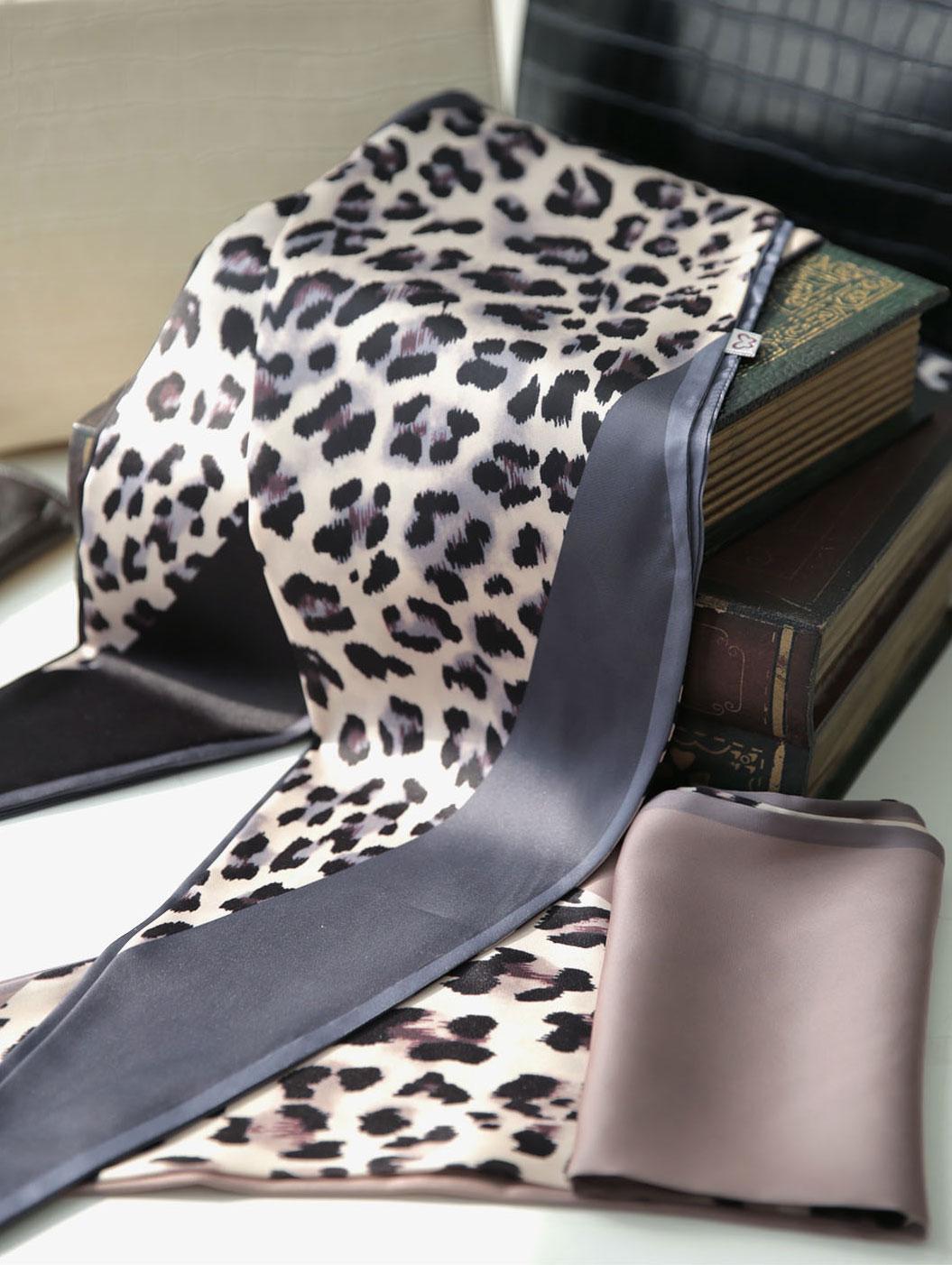 AS-1401 Clone Leopard Scarf