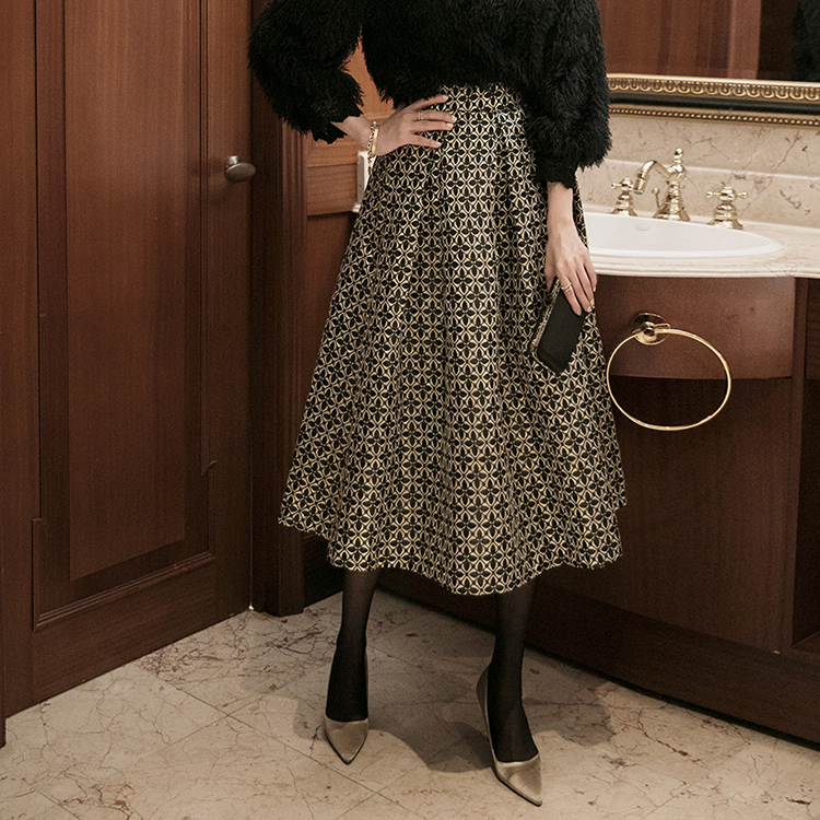 SK1993 Marina ALine Skirt (20th REORDER) * L size production *