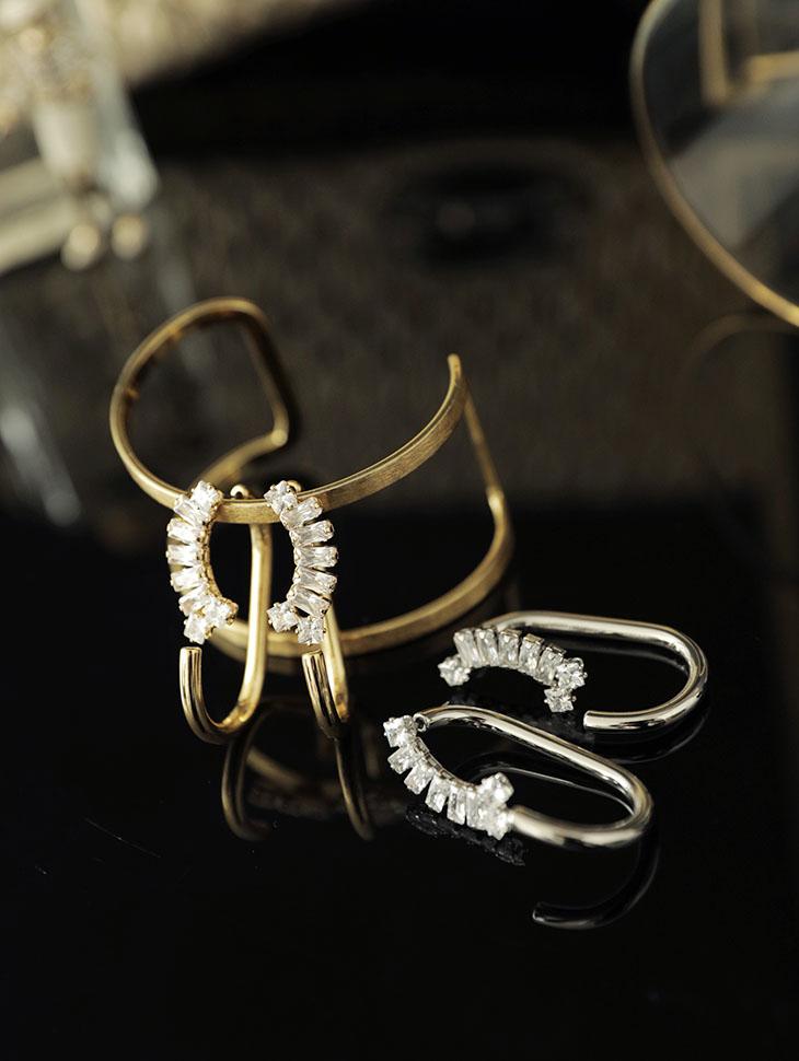 AJ-4583 earring