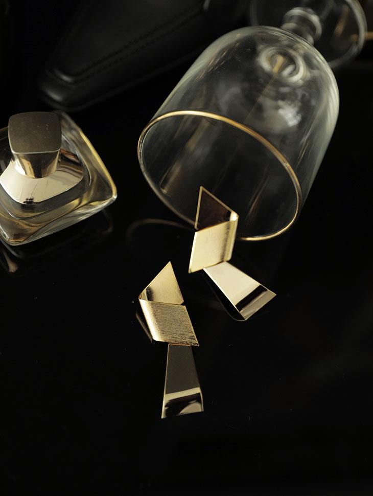 AJ-4588 earring