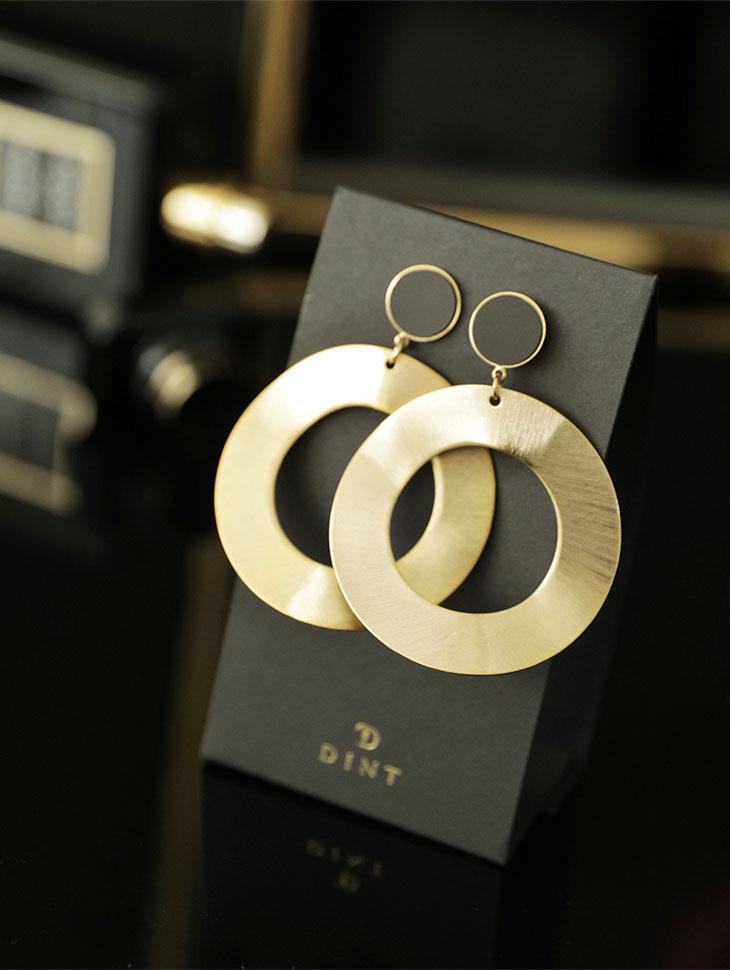 AJ-4589 earring