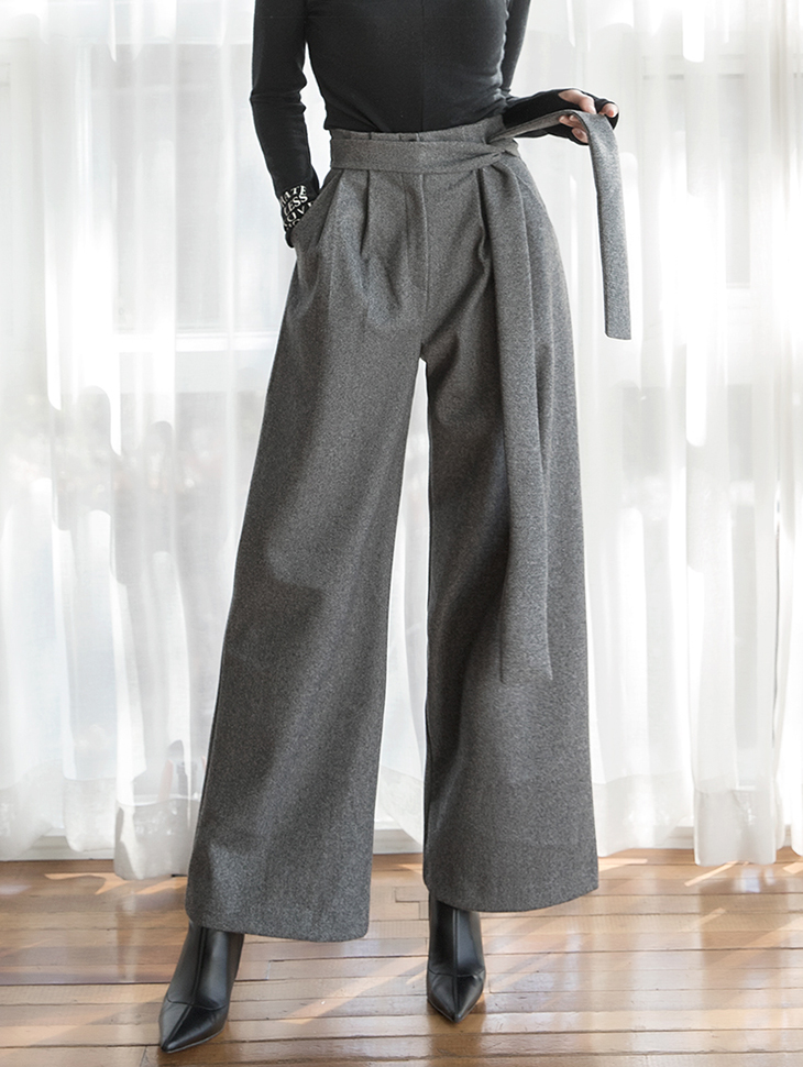 P2186 Andrew Wool Pants (9th REORDER)