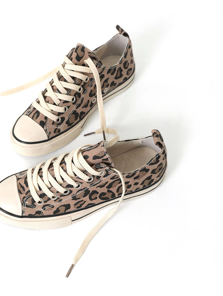 AR-2425 Madin Leopard Low Top