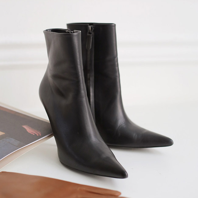 HAR-621 feminine line Ankle boots heel * HAND MADE *