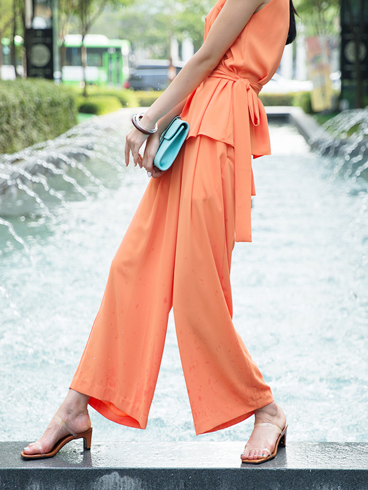 P2118 Cooling wide Pants