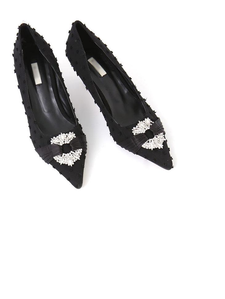 AR-2346 Julia Shine Beauty Middle heel (3rd REORDER)