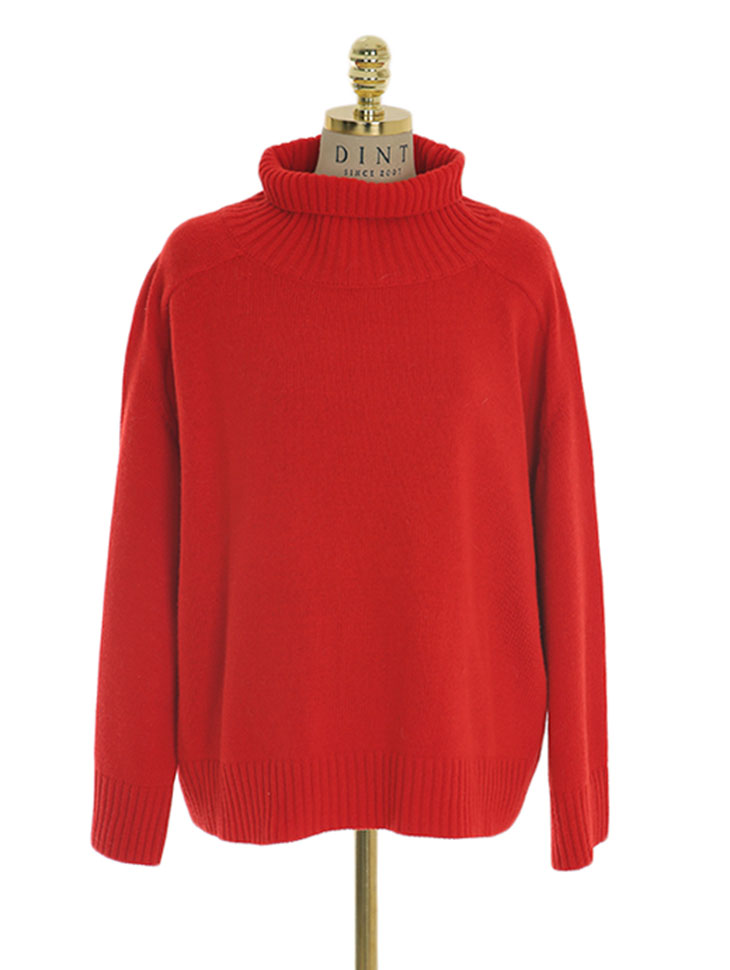 E-4446 Beginning Turtle Knit Top