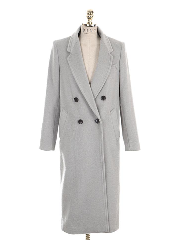 J-4196 Ruid Tailored Double Coat