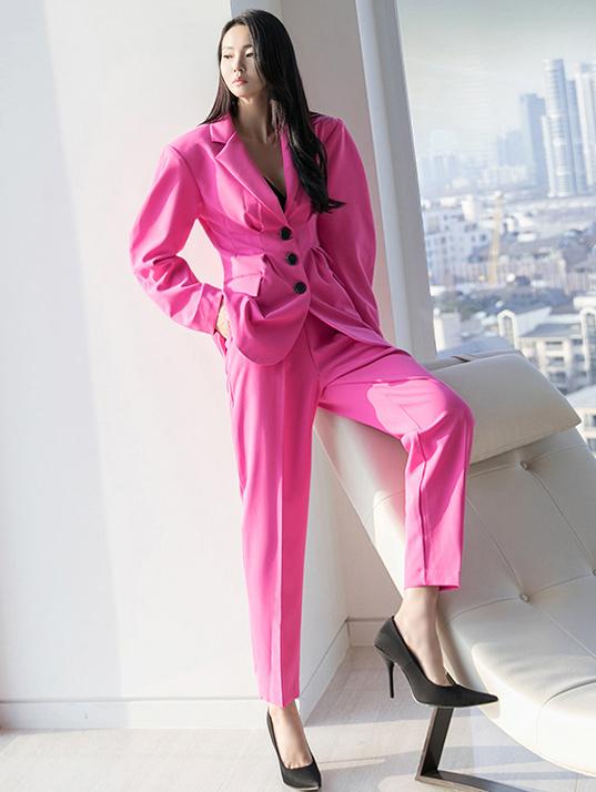 TP9010 unique Colorful Suit