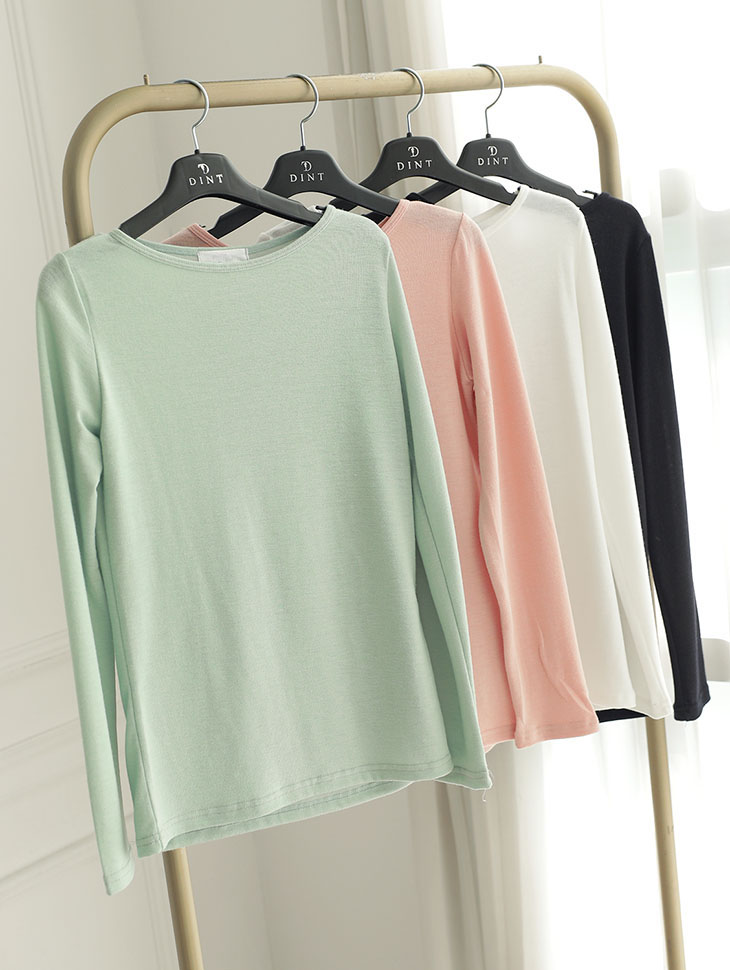 E2192 코코 Round basic  Top(3rd REORDER)