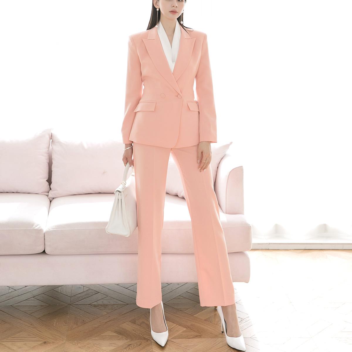 TP1076 위브라인 spring Set up Suit*L size production*(15th REORDER)