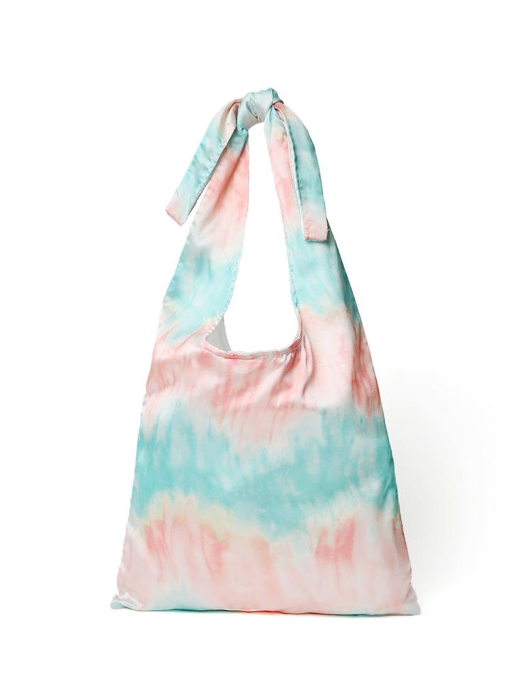 A-1155 Colorful Wave Eco Bag