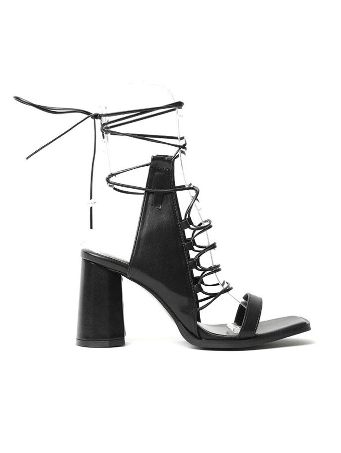 AR-2507 Back-Line Strap sandals heels