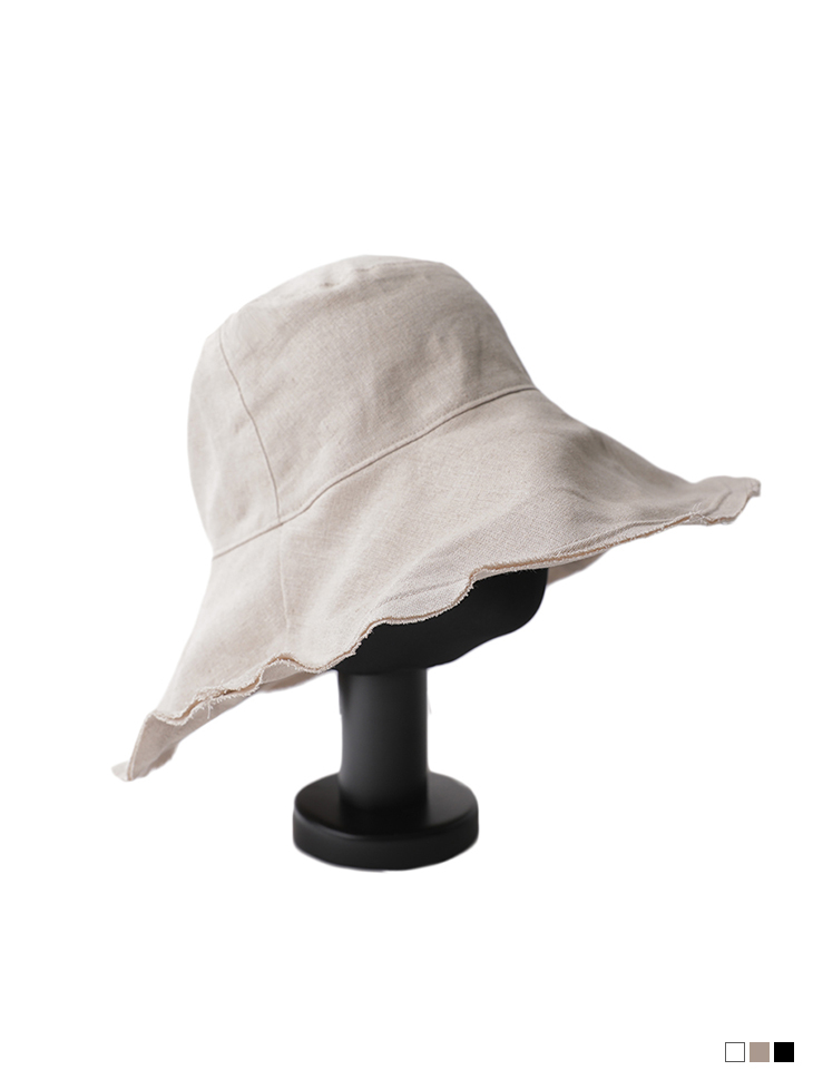 AC-609 wire Cotton bucket hat