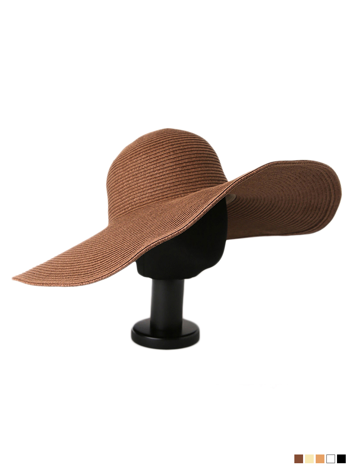 AC-616 basic paper wide Hat