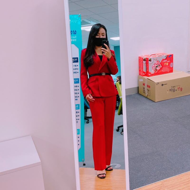 [KOREA REVIEW]I bought both red and blue.
