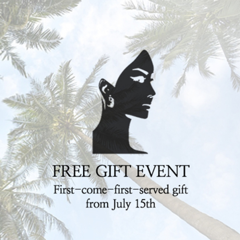 [END] July summer gift giving EVENT !