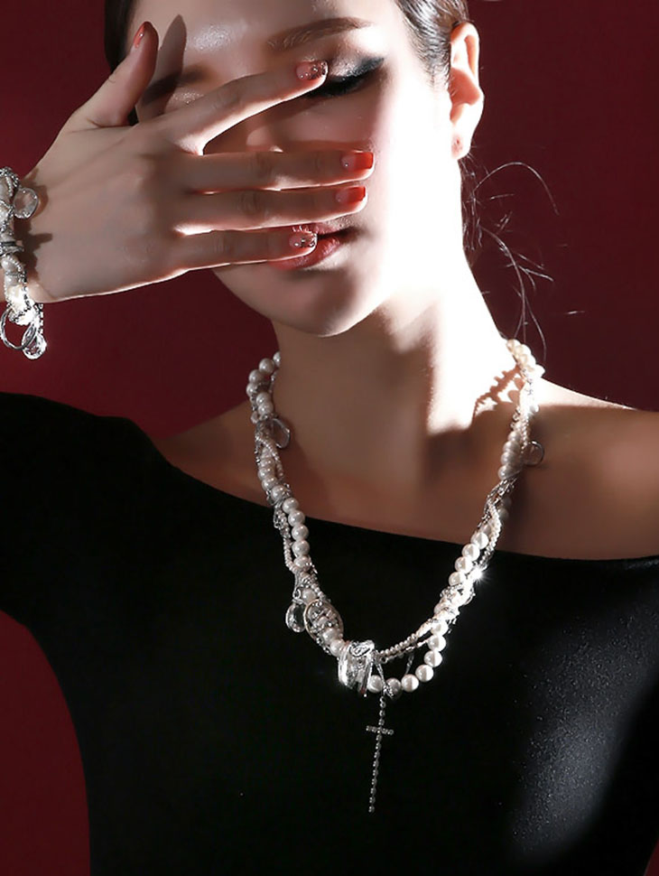 AJ-3224 Necklace