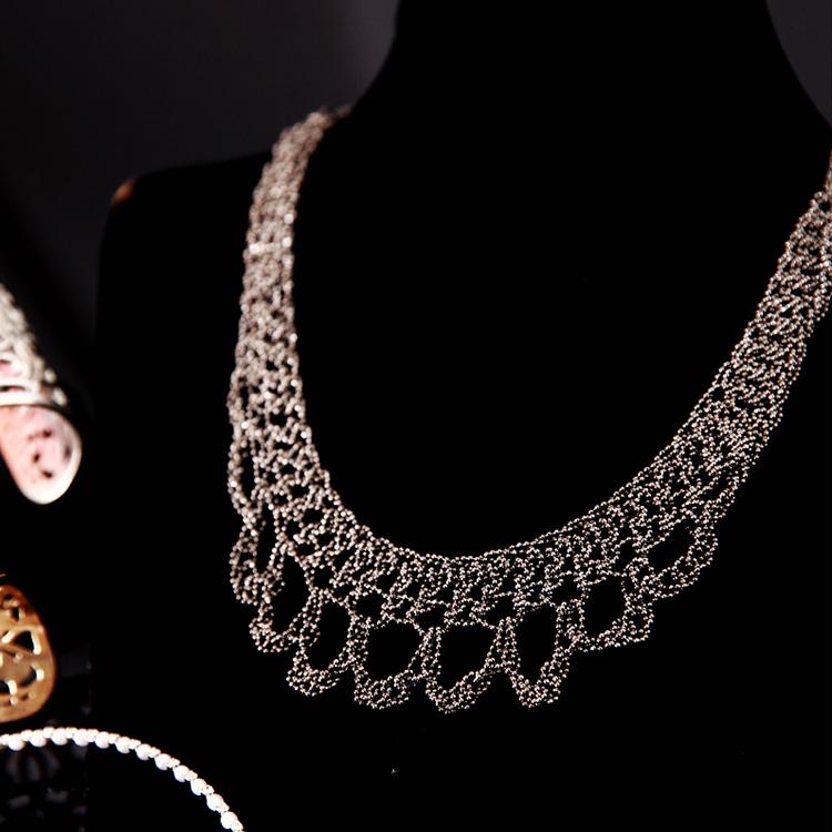 Korean AJ-3736 Necklace