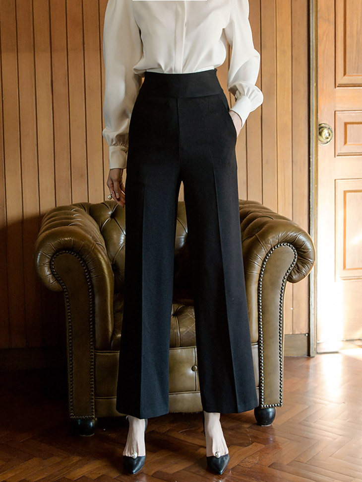 P1968 High-waist Pants (28th REORDER)