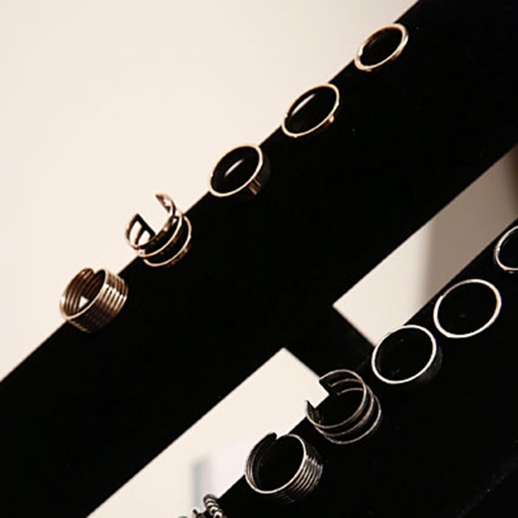 Korean AJ-3367 bangle + ring set