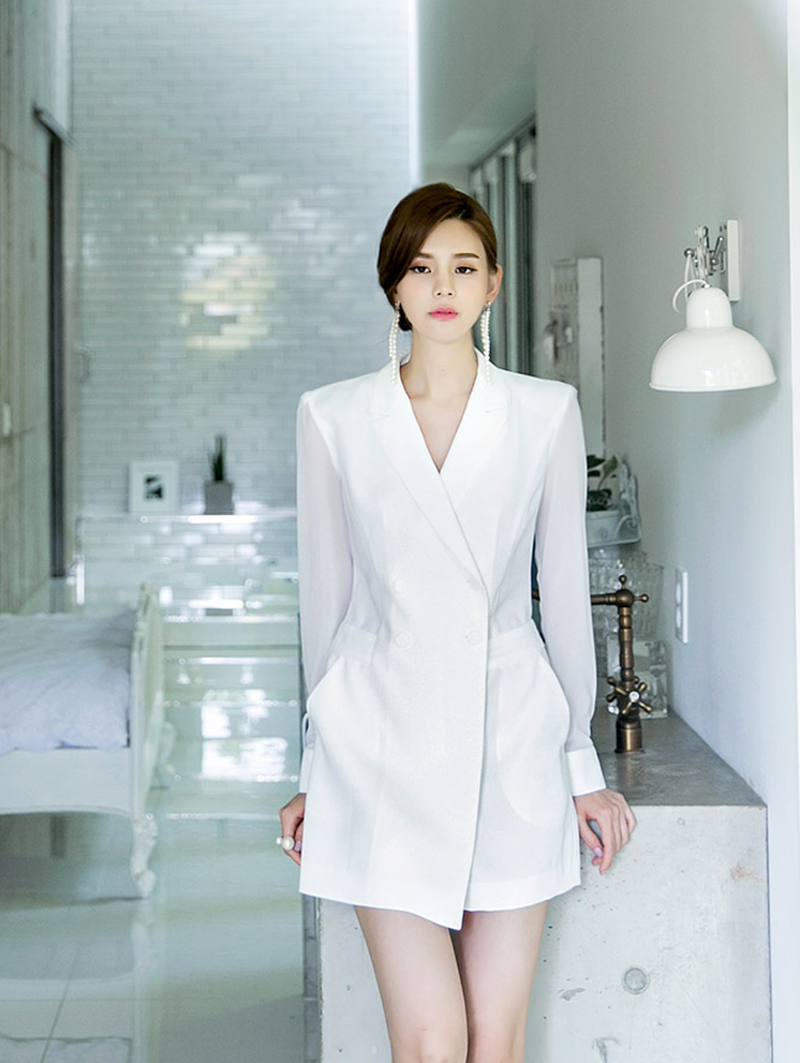 D3599 Tailored Classic Perfect jumpsuit (8th REORDER)