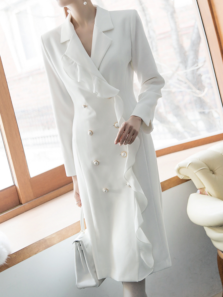 D3702 Principle Liner Dress (20reorder)