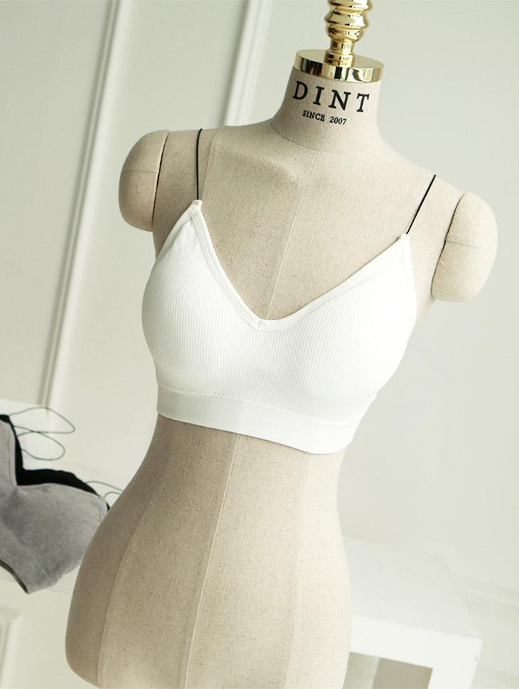E2005 텔스틴 String Clean bra top(77th REORDER)