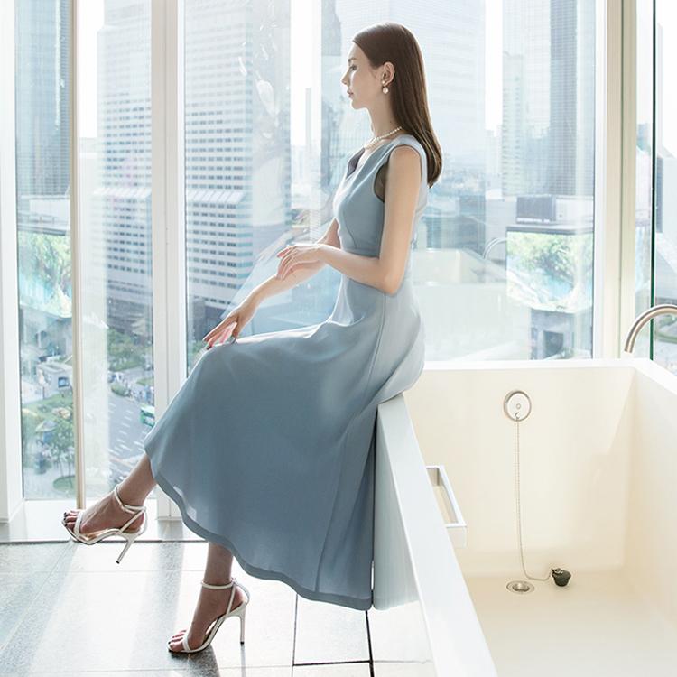 Korean D3825 헤리나 longish pull Dress(18th REORDER)