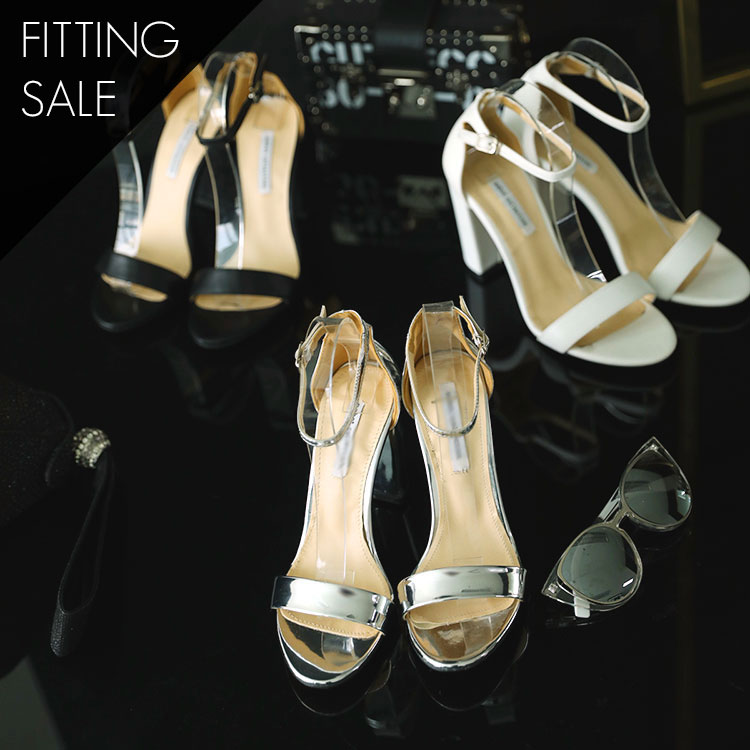 Korean PS1695 Maily Ankle Strap High heels