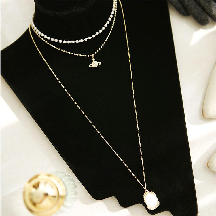 Korean AJ-4557 Necklace