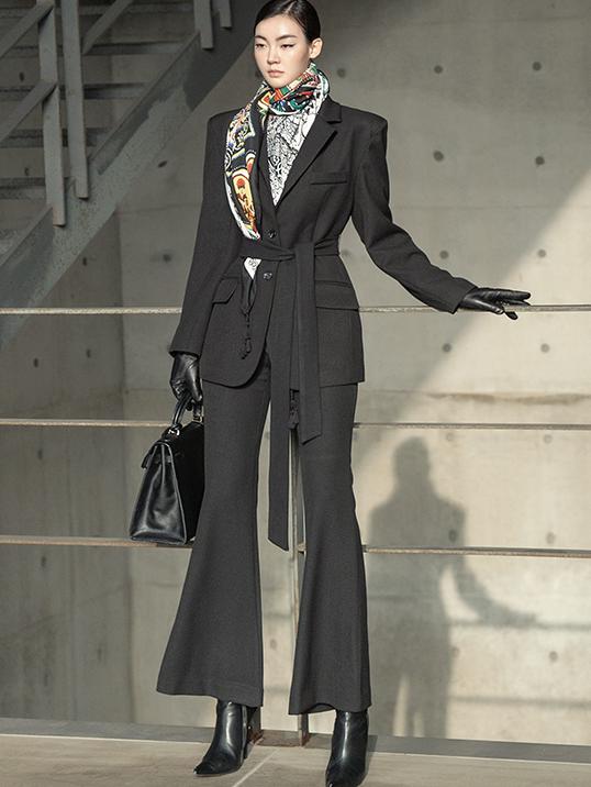 TP1019 ELOY Modern Setup Suit (JACKETBelt set)