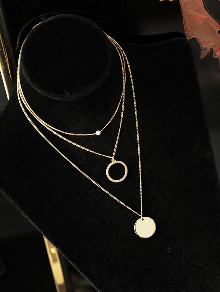 AJ-4575 Necklace