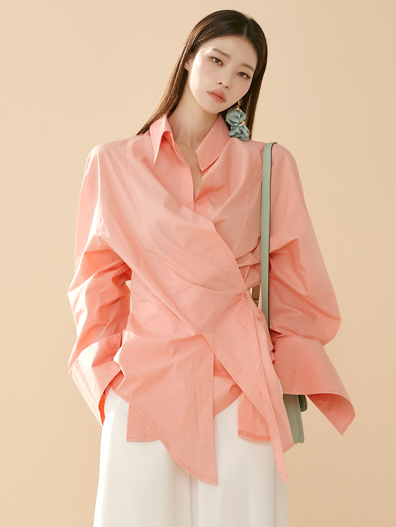 S359 multi direction Pastel Shirt(13th REORDER)