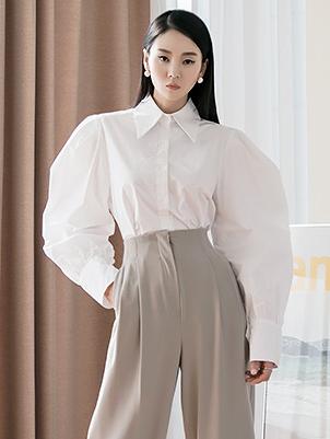 S361 Sleeve Puff Shirt