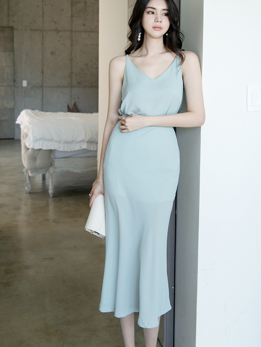 TP1074 마린트 Chiffon two-piece*L size production*(10th REORDER)